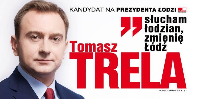 Tomasz Trela i jego sztabowcy uważają, że Prawo i Sprawiedliwość splagiatowało jego hasło wyborcze. Sprawa może trafić do sądu