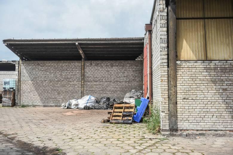 Wywóz odpadów niebezpiecznych ze św. Michała ma potrwać do końca listopada tego roku