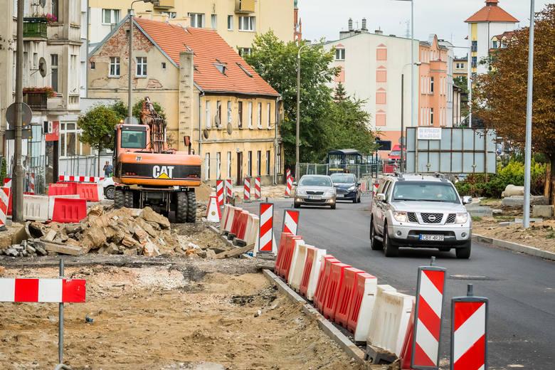 Ulica Grunwaldzka - owoc konsultacji społecznych