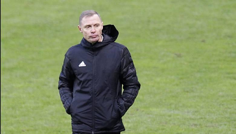 Ireneusz Mamrot, trener ŁKS:  Z przebiegu gry remis byłby bardziej sprawiedliwy