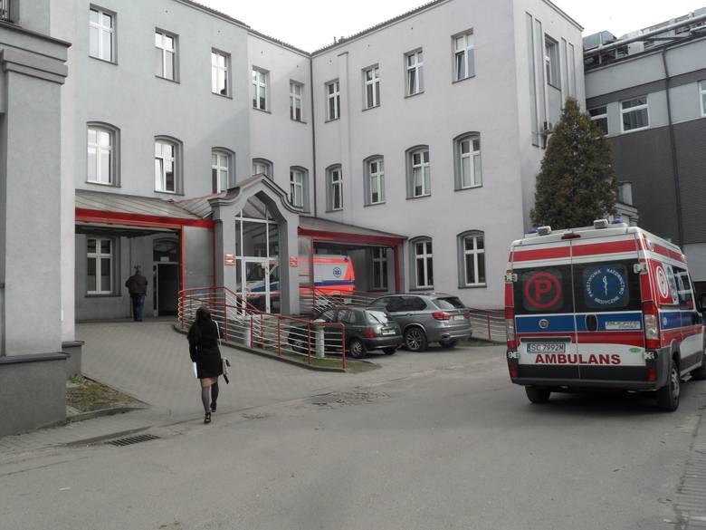 Podsłuch znaleziono w jednym z pomieszczeń Szpitalnego Oddziału Ratunkowego Miejskiego Szpitala Zespolonego