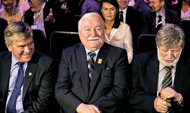 Lech Wałęsa - Prezydent Rzeczypospolitej Polskiej w latach 1990-1995
