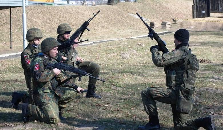 W województwie są chętni do służby w Wojskach Obrony Terytorialnej