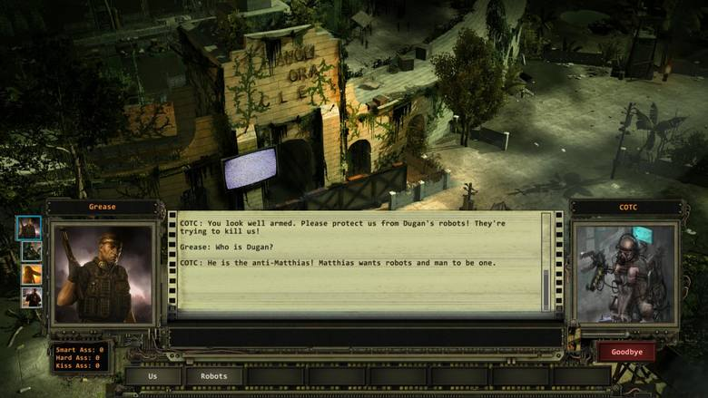 Wasteland 2: Radioaktywana recenzja z wyprawy na Pustkowia