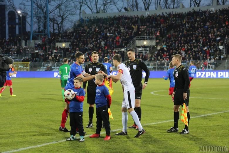 Odra Opole - Jagiellonia Białystok 0-2.