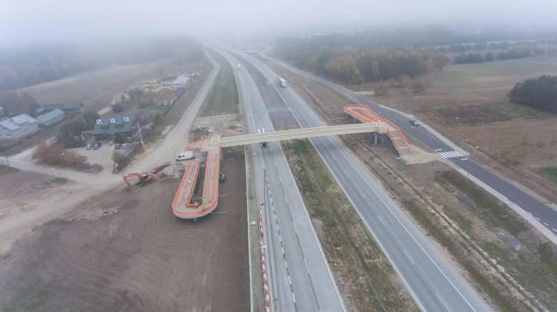 Od początku obwodnicy Ostrowi Mazowieckiej aż za Mężenin (Podlasie), jeździmy już bez ograniczeń prędkości do 100 km/h. Tym samym  cały ten fragment