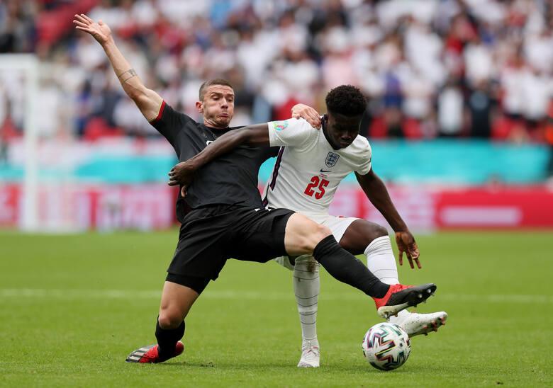 Anglia lepsza od Niemców na Wembley. Gole krytykowanych zapewniły triumf i szał radości