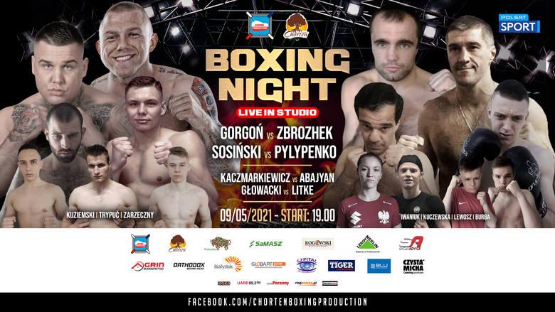 Boxing Night Live in Studio. Duża promocja boksu olimpijskiego