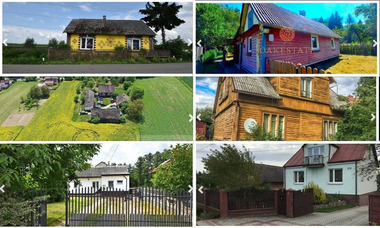 Na portalu OTODOM.PL znaleźć można wiele ogłoszeń dotyczących sprzedaży domów. My wybraliśmy dla Was te oferty z regionu radomskiego, które nie przekraczają