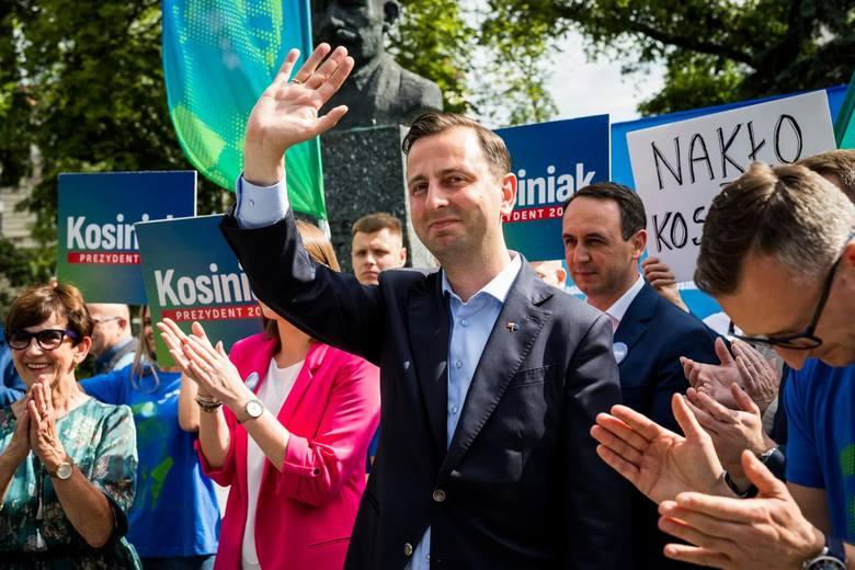 W środę, 23 czerwca, kandydat Koalicji Polskiej odwiedził nasz region, w tym Bydgoszcz. Jego wizyta w Kujawsko-Pomorskiem zdominowała tematyka problemów