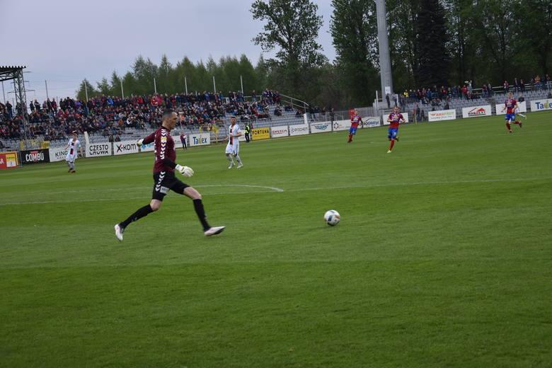 Raków Częstochowa - GKS Tychy 0:0