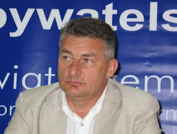 Poseł Marek Rząsa (PO) z Przemyśla chce się dowiedzieć, jakie działania planuje podjąć Ministerstwo Spraw Zagranicznych w sprawie rzymskokatolickiego