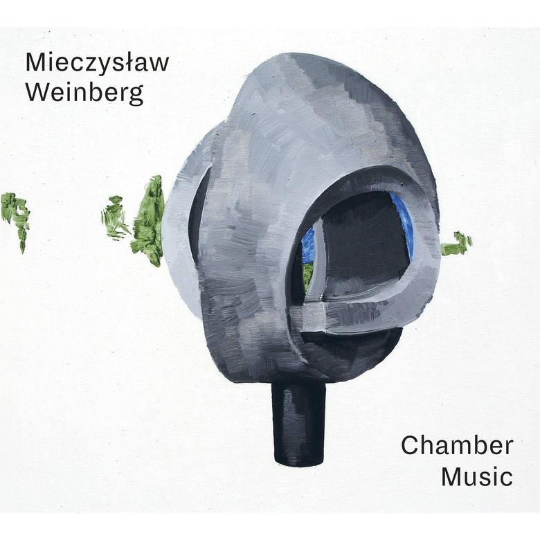 """Na okładce wyróżnionej płyty """"Mieczysław Weinberg: """"Chamber Music"""" (Anagram Records) znalazła się reprodukcja obrazu Wilhelma Sasnala pod tytułem """"Zielona"""