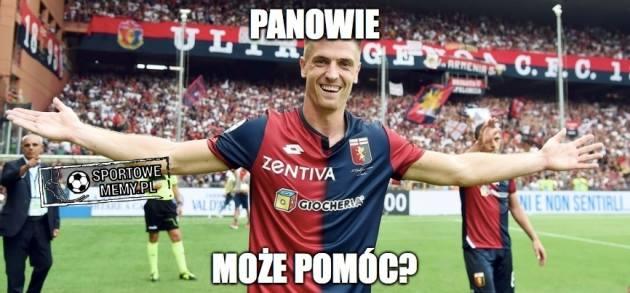Memy o meczu Austria - Polska. Krzysztof Piątek pyta: Panowie, pomóc? [GALERIA]