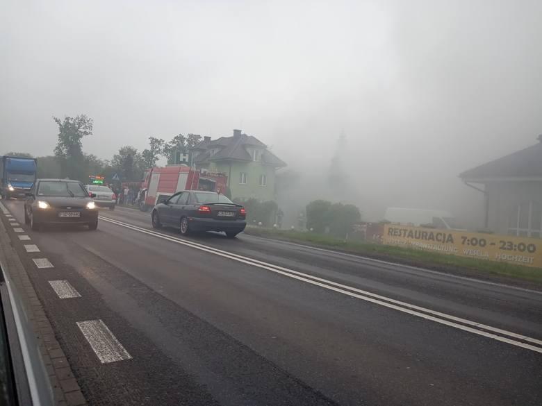 Do pożaru w hotelu Baranowski na ul. Transportowej w Słubicach doszło w czwartek (16 maja) po południu. Jak udało nam się ustalić, ogień pojawił się