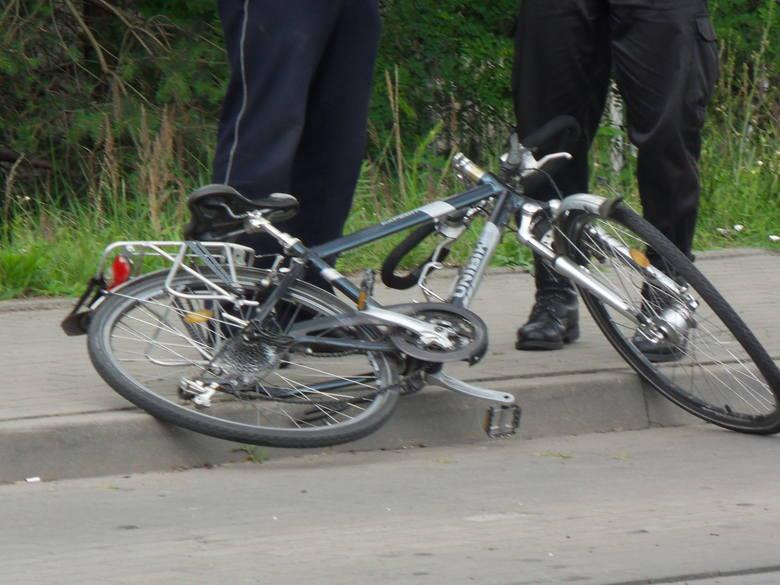 """Kara za śmierć 28-letniego rowerzysty w Chojnicach, a """"Stop"""" uratuje innych"""