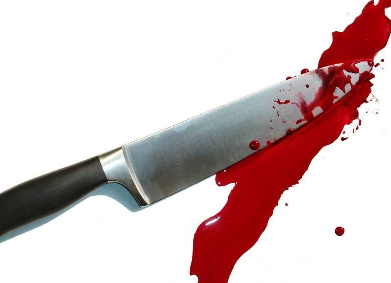 Pijany mąż ugodził nożem 32-latka.