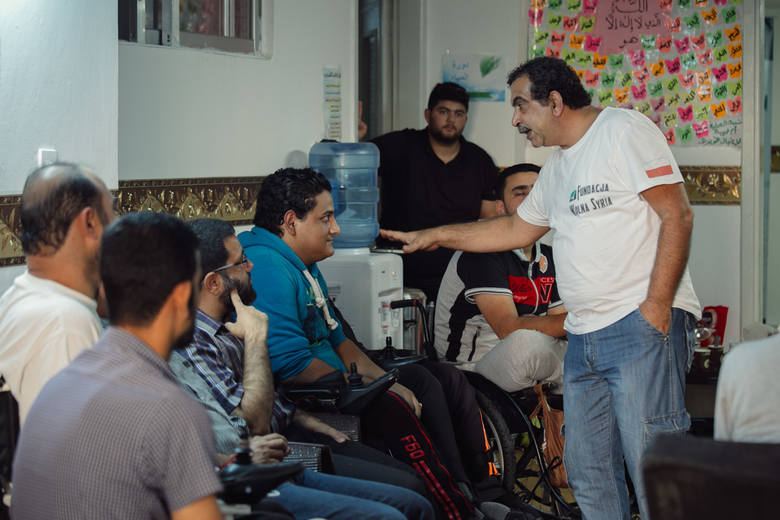 Bassam Aouil: - Jestem przeciwny stwarzaniu takiej atmosfery