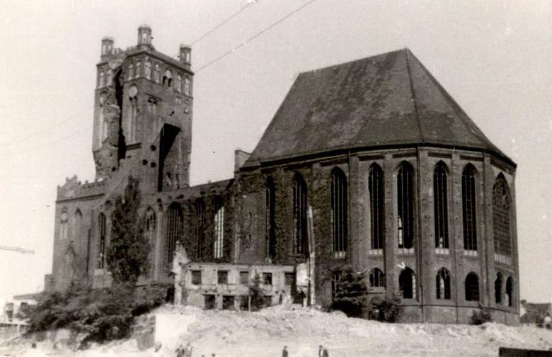 Jaki był Szczecin zaraz po wojnie? [WIDEO]