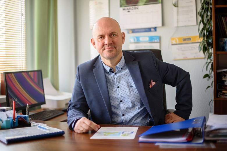 Prezes KPAI Maciej Krużewski chce, aby w programach brały udział również firmy spoza Bydgoszczy i Torunia.