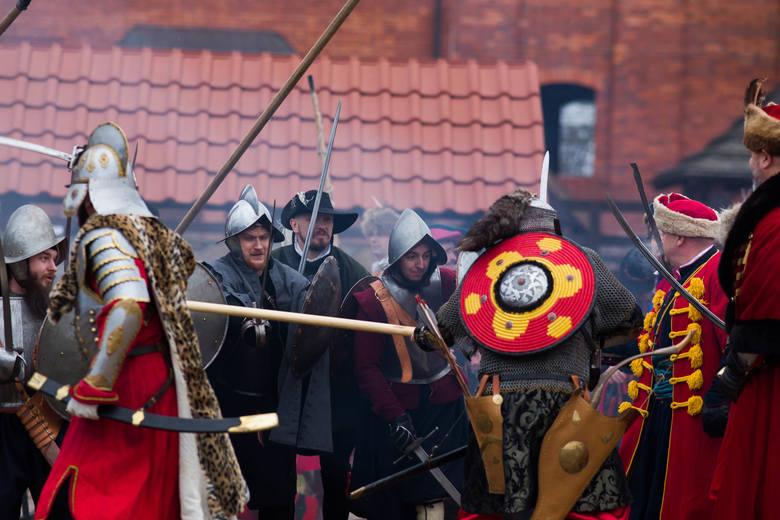 Jak co roku przedstawiona została rekonstrukcja wydarzeń ze stycznia 1657 roku, kiedy tykociński zamek, znajdujący się w rękach Radziwiłłów, sprzyjających