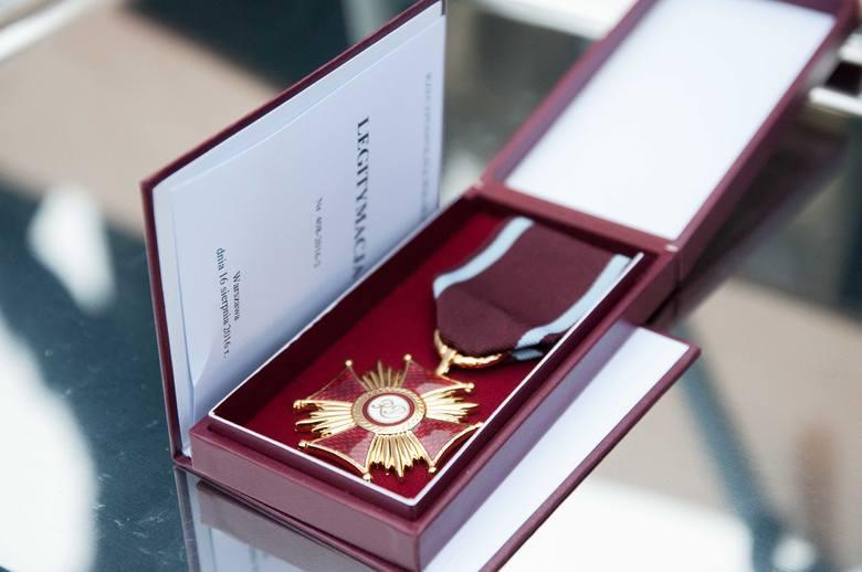 Złoty Krzyż (za) Zasługi - także dla sportu