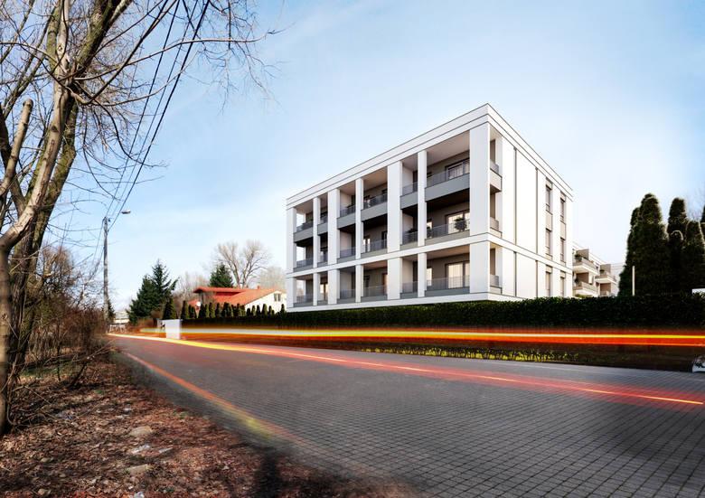 Apartamenty Plażowa   ul. Rudzka 75 i Plażowa 8