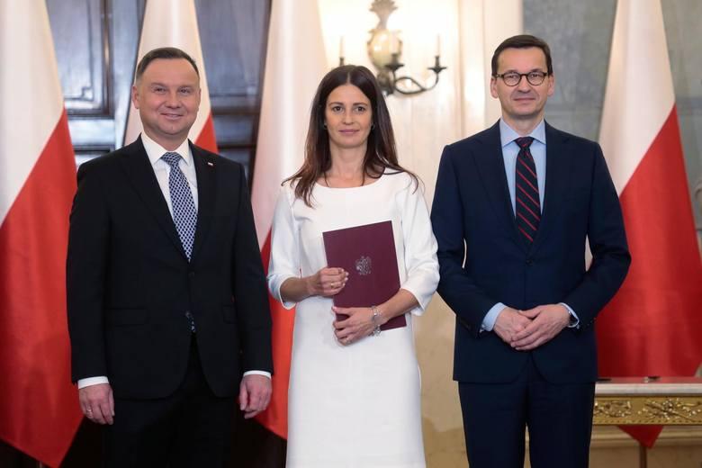 Danuta Dmowska-Andrzejuk nową minister sportu. Czy dorówna Witoldowi Bańce, czy skończy jak co poniektórzy ich poprzednicy...