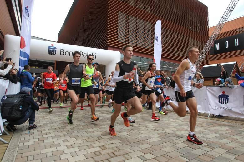 Rok temu w 6. PKO Maratonie Rzeszowskim pobiegło około 800 osób.