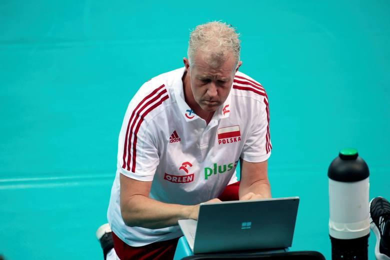 Vital Heynen podał skład reprezentacji Polski na Ligę Narodów, która odbędzie się we włoskim mieście Rimini. Biało-Czerwoni rozpoczną turniej 28 maja