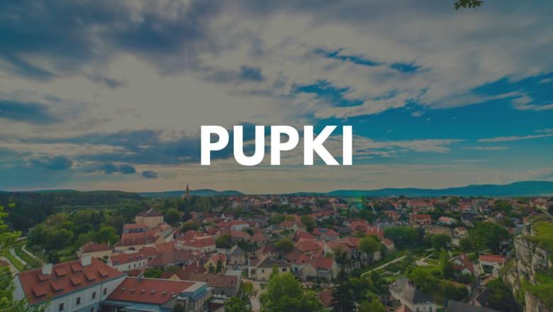 Pupki także brzmią mimo wszystko dość sympatycznie, prawda? Znajdują się na Podlasiu w powiecie kolneńskim, a mieszka w nich nieco ponad 100 osób.