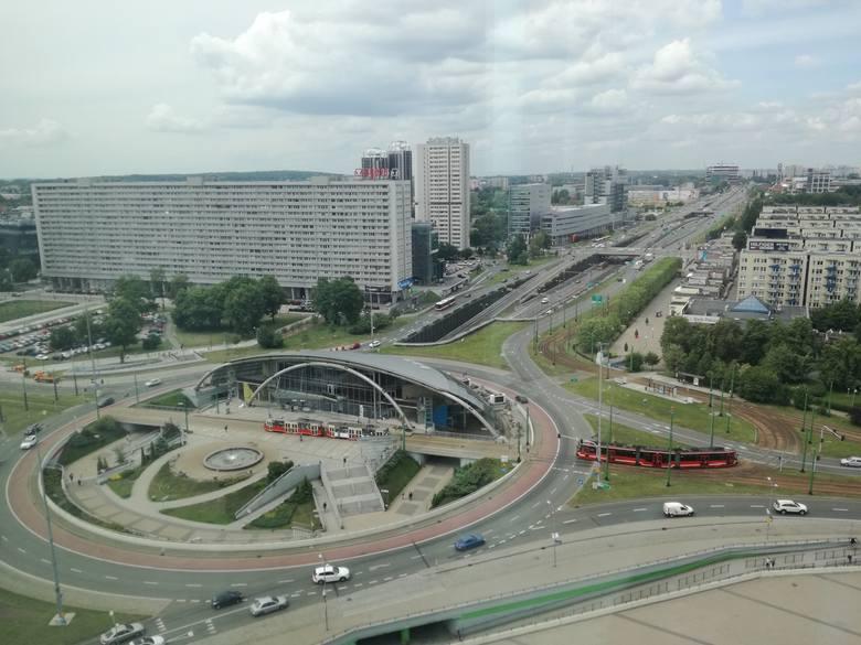 Ograniczenie ruchu samochodowego w Katowicach