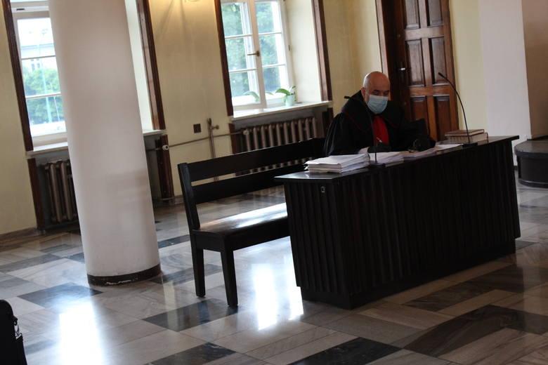 Oskarżyciel publiczny Rafał Babiński