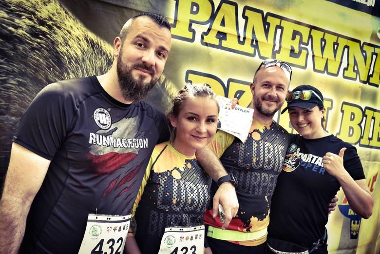 Na starcie majowej edycji  Panewnickiego Biegu Dzika stanęło około 660 biegaczy i miłośników nordic walking