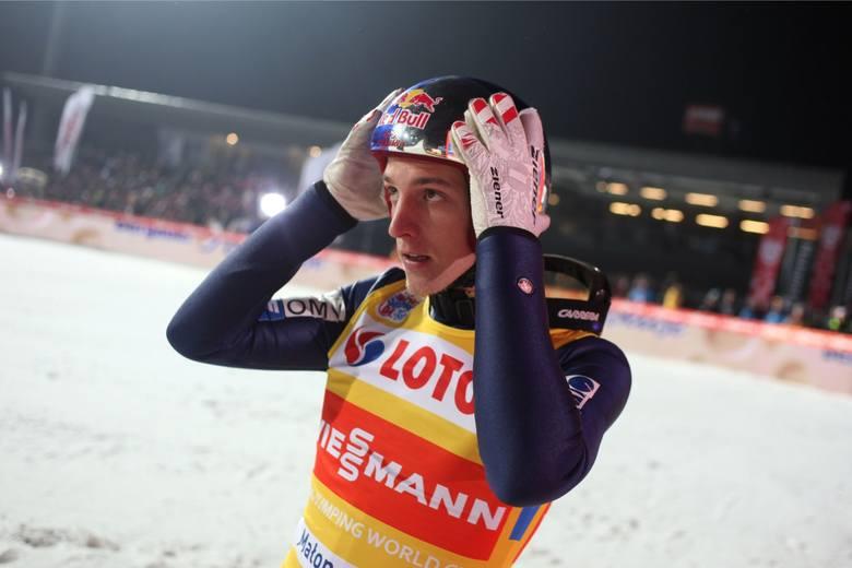 1. GREGOR SCHLIERENZAUER (Austria)53 zwycięstwa w Pucharze Świata. Pierwsze - 3 grudnia 2006; ostatnie - 6 grudnia 2014.