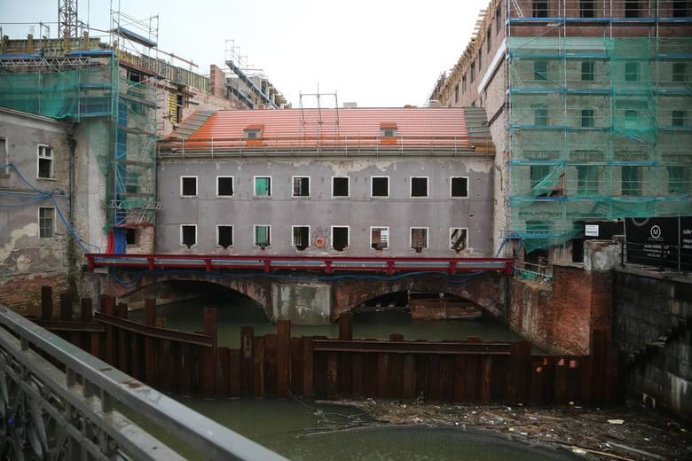 23.02.2020 wroclawmlyn maria budowa remont most mlynski gazeta wroclawskatomasz holod / polska press