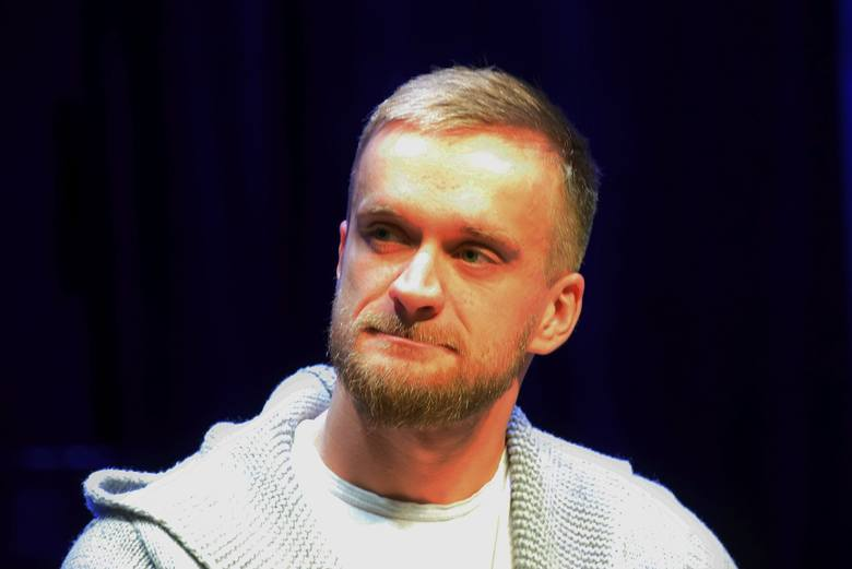"OiFP. Musical Jesus Christ Superstar"" w toku produkcji. Jakub Wocial"