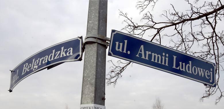Dekomunizacja ulic - te nazwy mogą zniknąć we Wrocławiu. Czy Brzechwa oceleje?