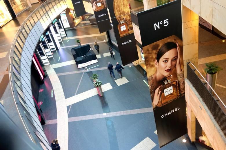Od 20 marca do 9 kwietnia w całej Polsce ograniczona zostanie działalność m.in. galerii handlowych.