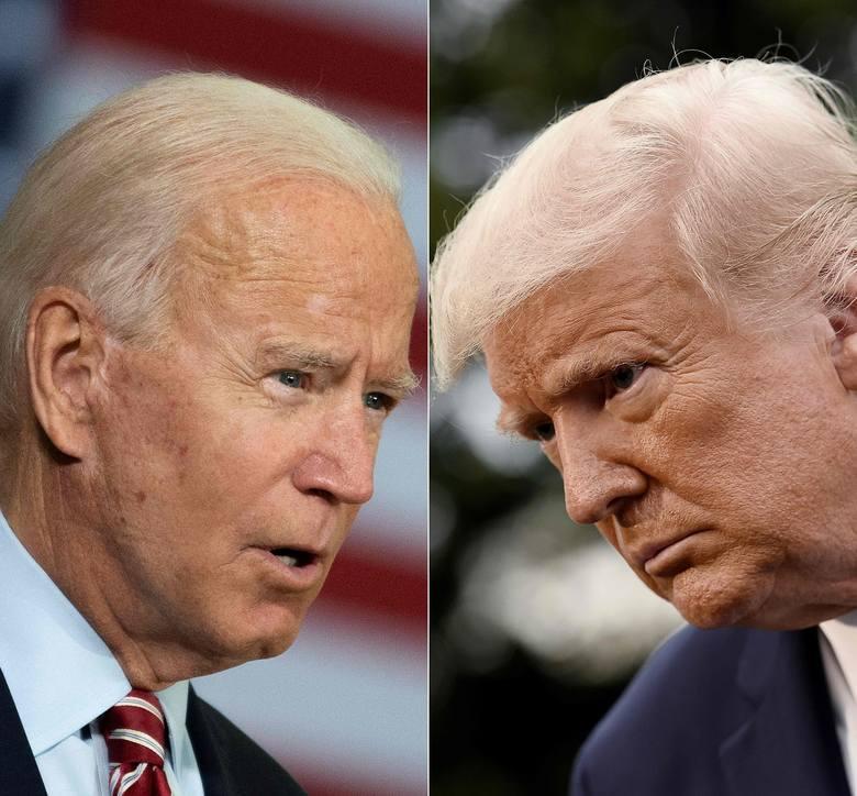 USA: Donald Trump i Joe Biden odpowiadali na pytania przed wyborcami. Biden porównał Polskę do Białorusi i Węgier