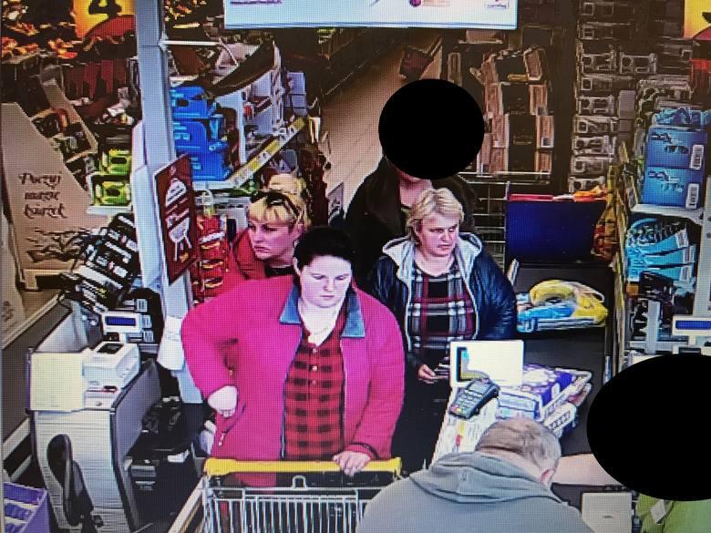 Policjanci poszukują czterech sprawczyń kradzieży mienia, do których doszło w dniach od 27 marca do 2 maja 2018 roku w sklepach spożywczych przy ul.