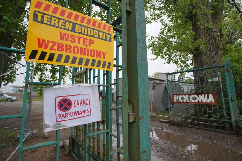 Polonia Poznań zostanie bez stadionu?