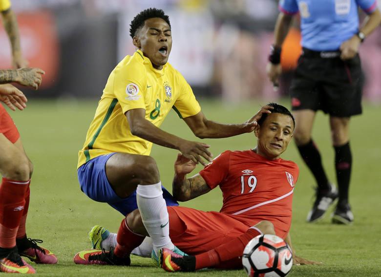 Brazylia - Peru 0:1