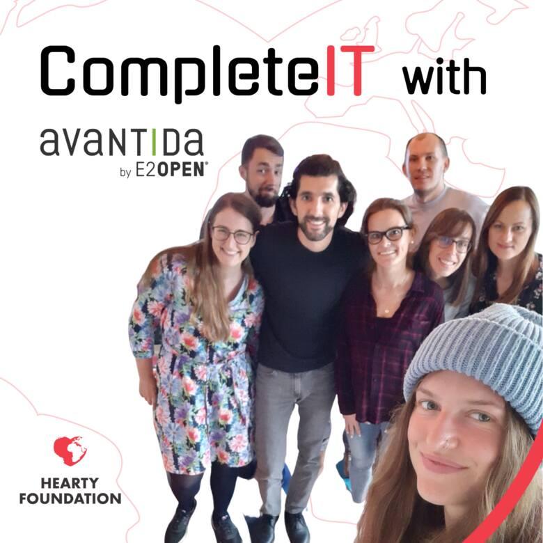"""Fundacja Hearty. Projekt edukacyjny """"CompleteIT"""". Pomogą dzieciom i młodzieży z placówek opiekuńczo-wychowawczych"""