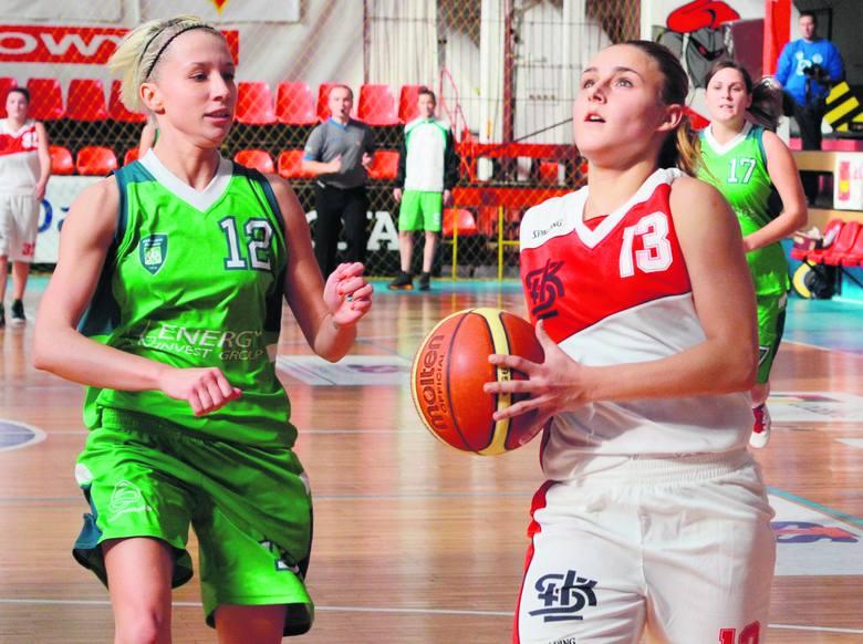 Koszykarki ŁKS w sobotę mogą kontynuować serię zwycięstw.