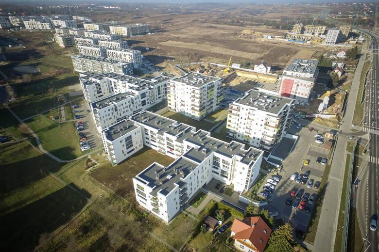 Budowa ul. Tarasowej i połączenie z ul. Relaksową