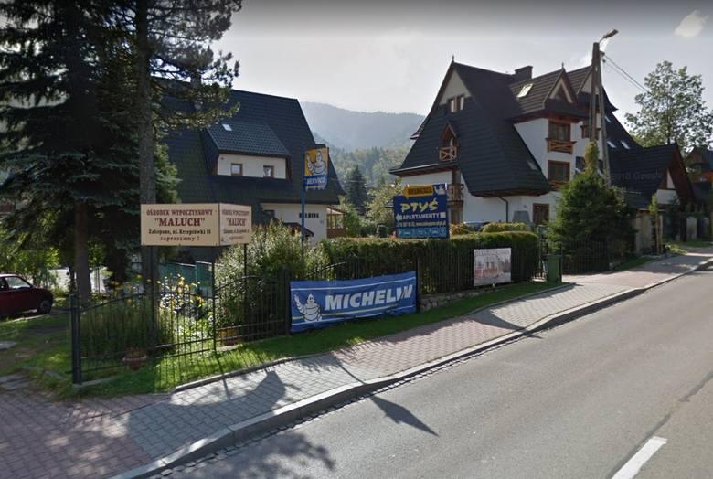Wulkanizacja Komorowski Jarosław - Krzeptówki 19Zakład wulkanizacyjny zlokalizowany na Krzeptówkach w Zakopanem. Według Google, na 27 komentarzy ogólną