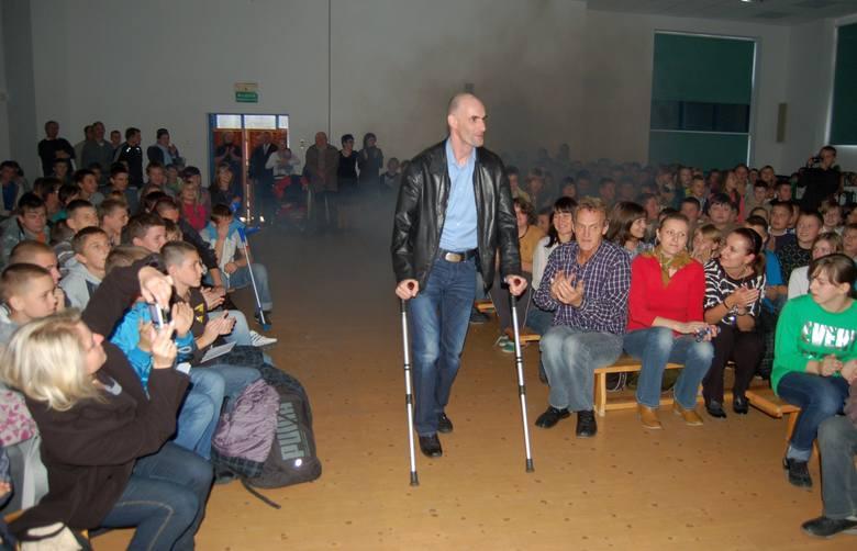Tomasz Gollob - wojownik, który potrafi porwać tłumy