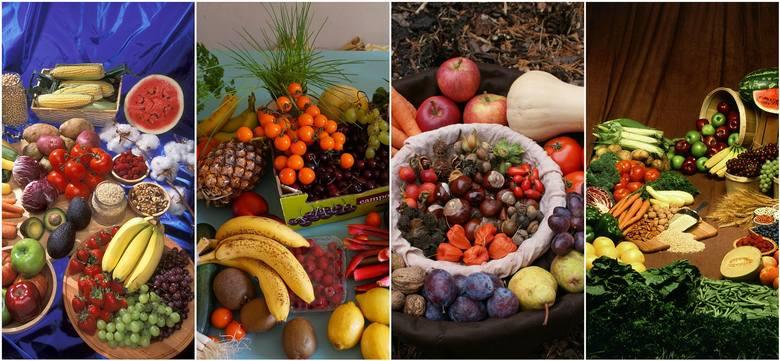 Praktycznie w każdym posiłku powinny znaleźć się surowe warzywa i/lub owoce obfitujące w cenne substancje regulujące przemiany metaboliczne w organi