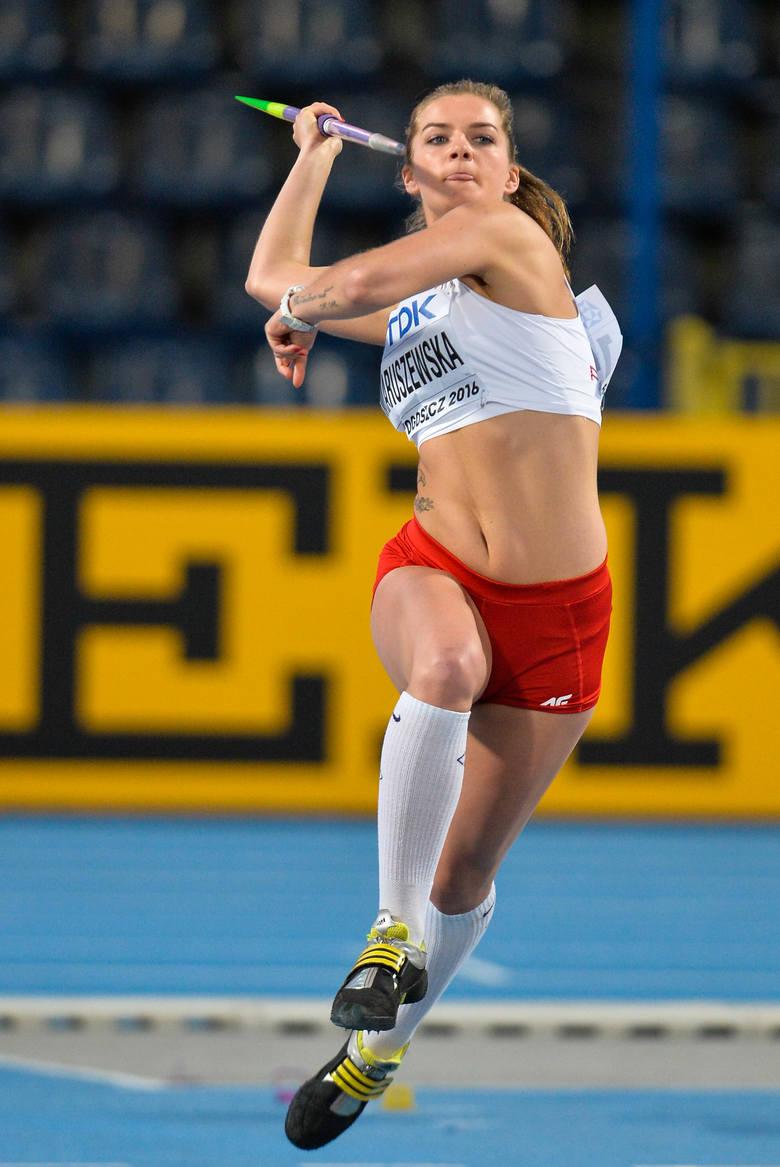 Klaudia Maruszewska zdobyła złoty medal dla Polski.